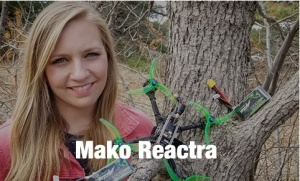 Mako Reactra from team ovonic